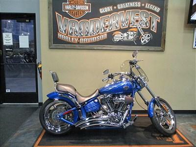 Used 2008 Harley-Davidson® Softail® Rocker™ C