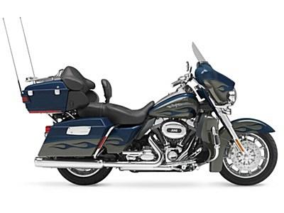 Used 2010 Harley-Davidson® CVO™ Ultra Classic® Electra Glide®