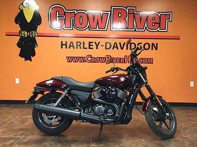 New 2015 Harley-Davidson® Street™ 750