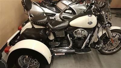 Used 2002 Harley-Davidson® Dyna Defender®