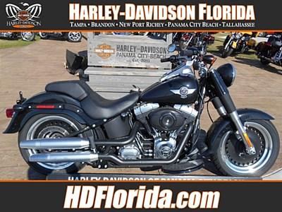 New 2014 Harley-Davidson® Softail® Fat Boy® Lo