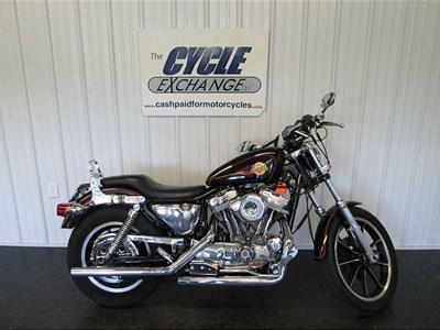 Used 1992 Harley-Davidson® Sportster® 883 Hugger®