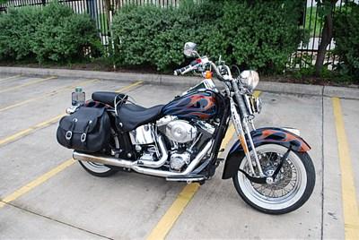 Used 2002 Harley-Davidson® Heritage Springer®