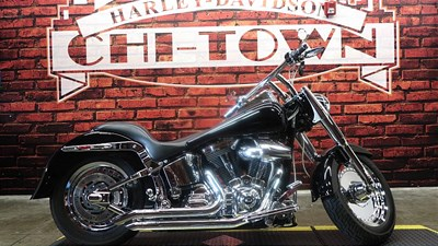 Used 2001 Harley-Davidson® Fat Boy®