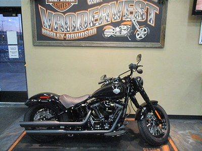 New 2017 Harley-Davidson® Softail® Slim® S