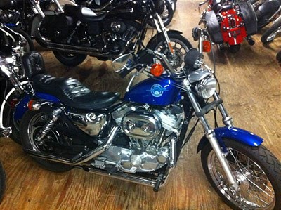 Used 1992 Harley-Davidson® Sportster® Deluxe