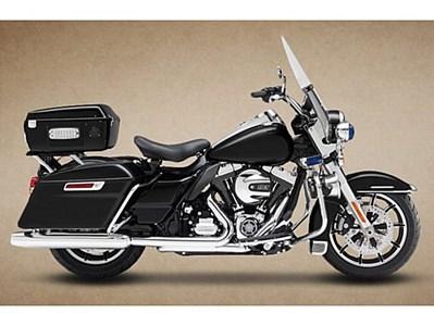 New 2015 Harley-Davidson® Road King® Police