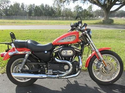 Used 2003 Harley-Davidson® Sportster® 883 Roadster