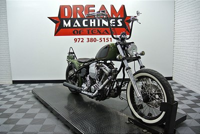 Used 2008 BMC Choppers Bobber 88