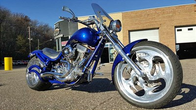 Used 2005 Bourget Bike Works Fat Daddy