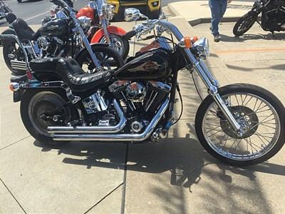 Used 1996 Harley-Davidson® Softail® Custom