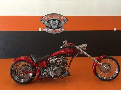 Used 2005 Spencer Bowman Customs High Roller Chopper HT