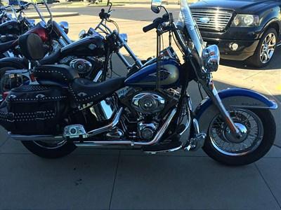 Used 2009 Harley-Davidson® Heritage Softail® Classic