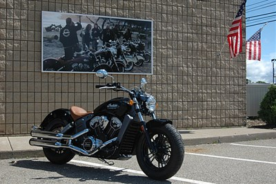 New 2015 Indian® Scout™