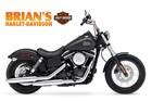 New 2015 Harley-Davidson® Dyna® Street Bob®