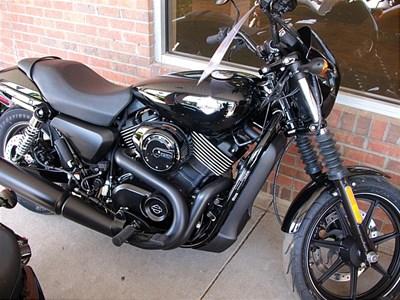 New 2016 Harley-Davidson® Street™ 750