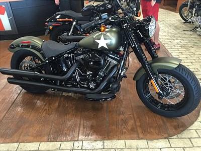 New 2016 Harley-Davidson® Softail® Slim® S