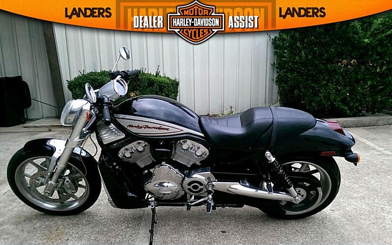 Landers Harley Davidson Used Bikes
