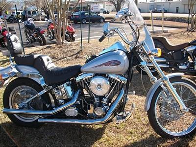 Used 1999 Harley-Davidson® Softail® Custom