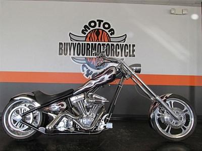 Used 2005 American IronHorse Chopper