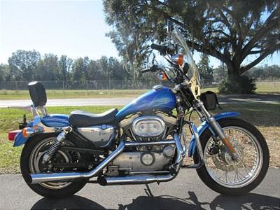 Used 2001 Harley-Davidson® Sportster® 1200
