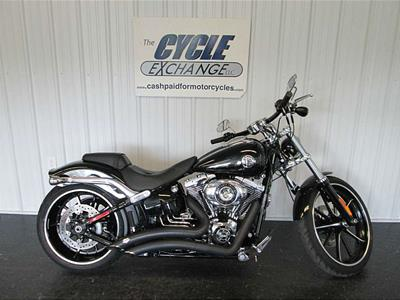 Used 2015 Harley-Davidson® Softail® Breakout®