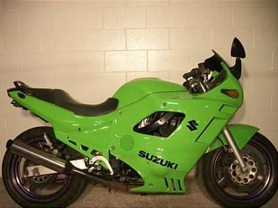Used 1996 Suzuki Katana 600