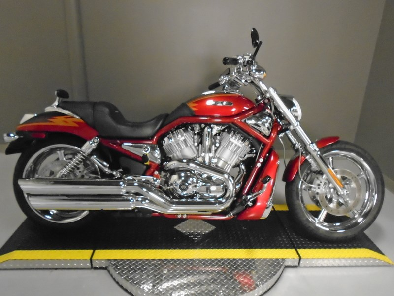 Team scream motorcycles sales - 2005 Harley Davidson 174 Vrscse Screamin Eagle 174 V Rod 174 Red