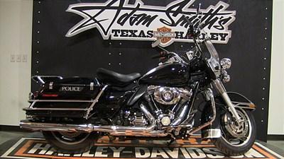 Used 2013 Harley-Davidson® Road King® Police