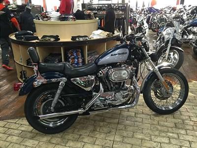 Used 2002 Harley-Davidson® Sportster® 1200