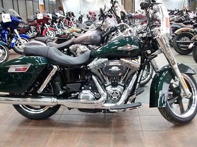 New 2016 Harley-Davidson® Dyna® Switchback™