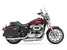 New 2016 Harley-Davidson® Sportster® SuperLow® 1200T