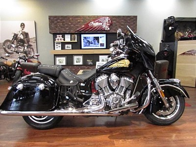New 2016 Indian® Chief® Classic