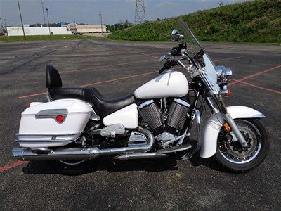 Used 2002 Victory Touring Cruiser Deluxe