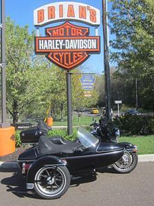 Used 2012 Harley-Davidson® Electra Glide® Classic w/ SideCar