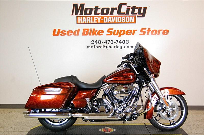 2016 Harley Davidson Flhxs Street Glide Special Custom