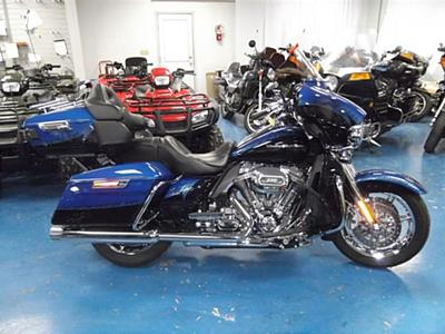 Used 2014 Harley-Davidson® CVO™ Ultra Classic® Electra Glide®