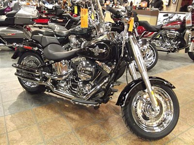 Used 2016 Harley-Davidson® Softail® Fat Boy®