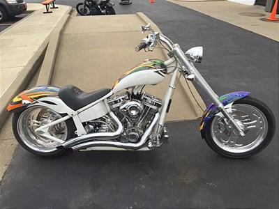 Used 2006 Titan Sidewinder Custom Chopper SX